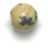 Semi-Precious 6mm Round Turquoise Yellow